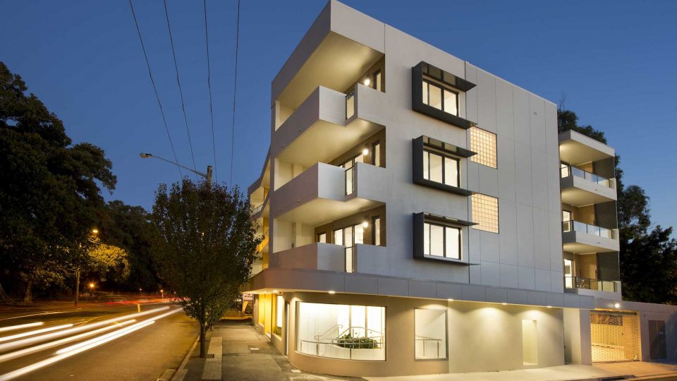 mark lawler architects apartment & townhouse design