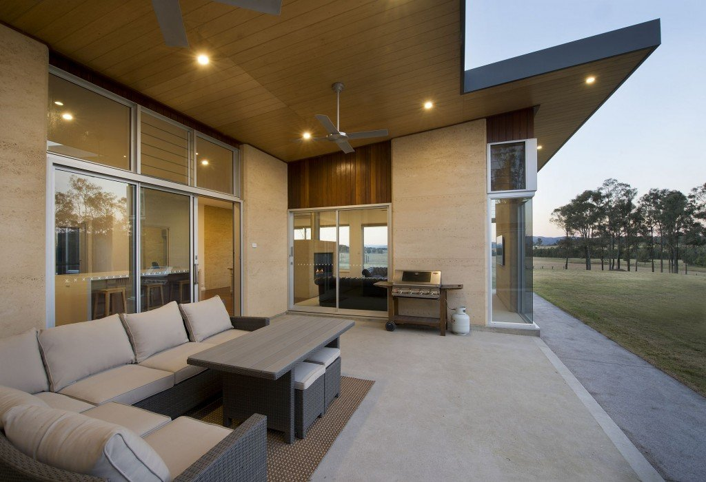 how are houses designed for the australian climate?