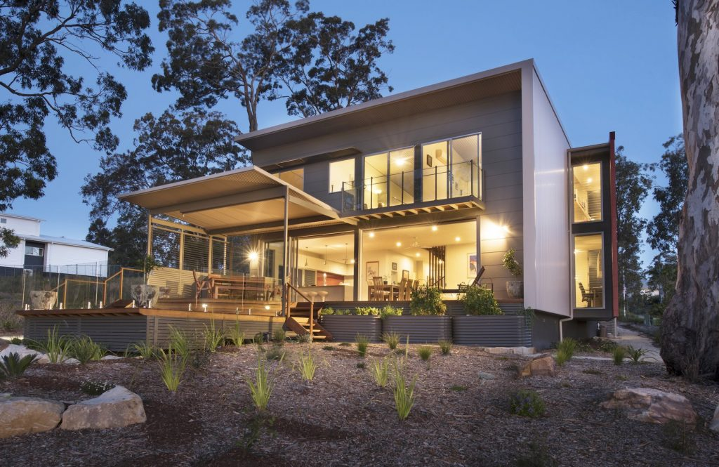 Murrays Beach Residence