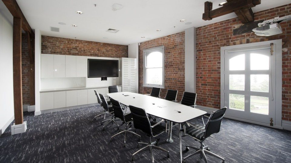 Heritage Office Fit Out Newcastle