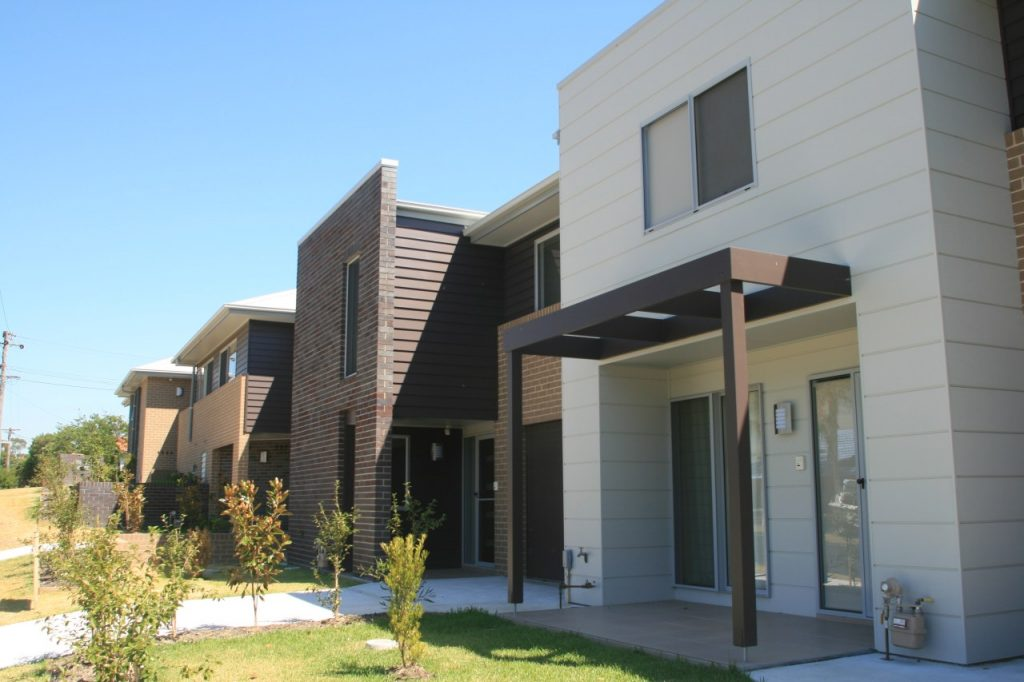 foster street townhouses