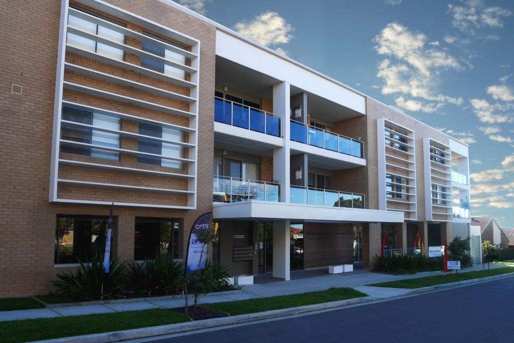 caves beach apartments