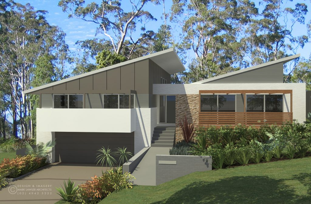 estate houses - mark lawler architects