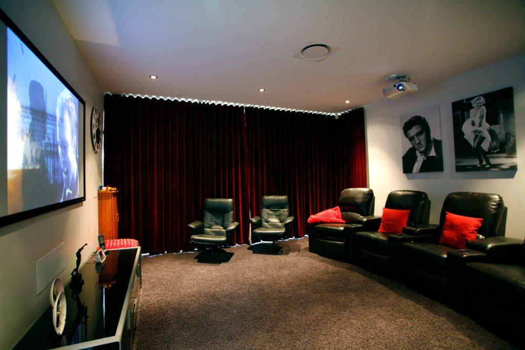Renovation ideas 2021 -- home cinema